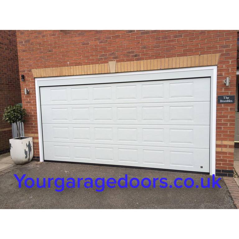 Modern Garage Doors In An Astonishing Protection: Your Garage Door Repaired In Nottingham, Derby And Leicester